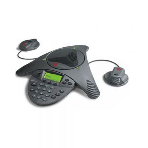 Polycom Soundstation VTX 1000 with mics