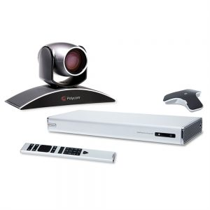 Polycom RealPresence Group 500 with EagleEye 3 Camera