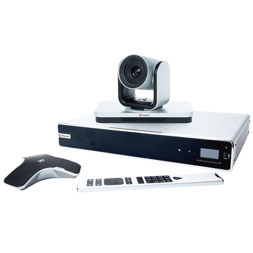 7200-64270-001 Polycom RealPresence Group 700 with EagleEye IV 12x Camera