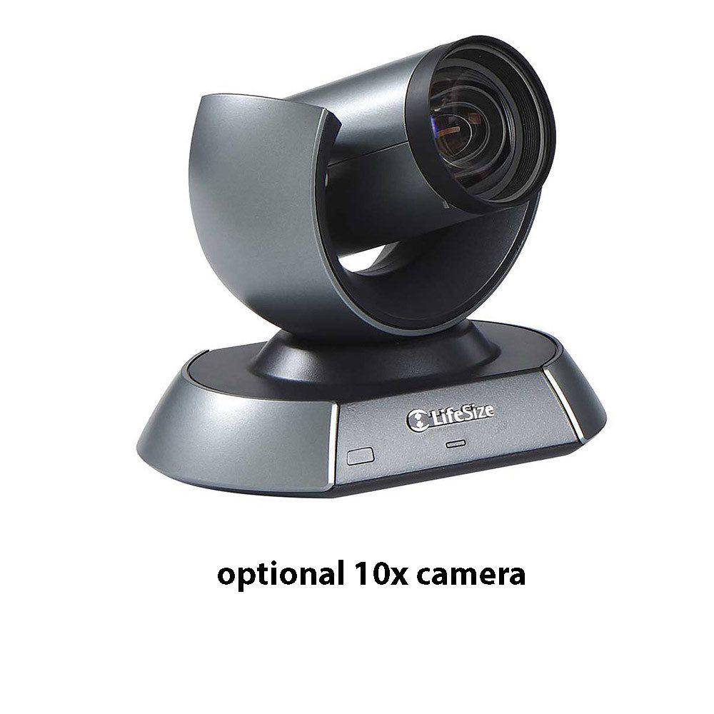 optional 10x camera