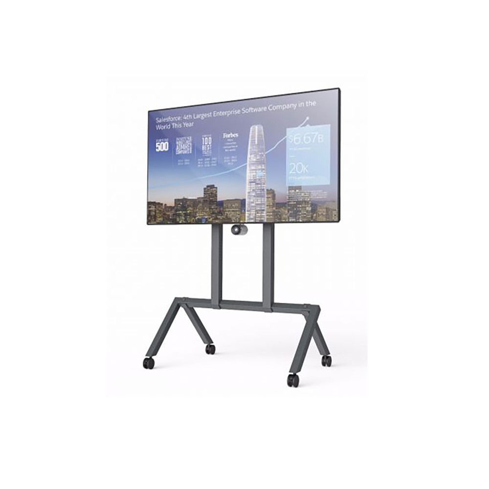 Heckler Design Video Conference Cart Single Display