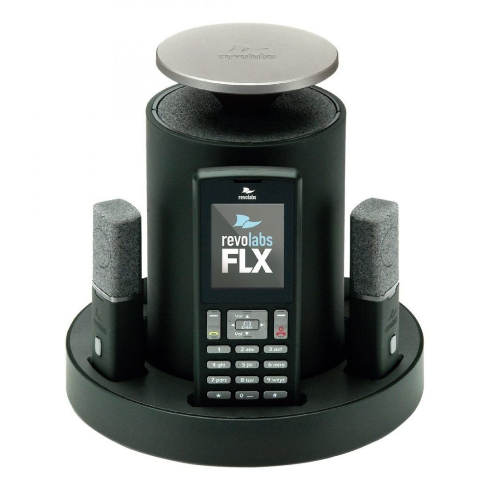 Revolabs FLX Analog w/ 2 Mics, 2 Mic Flex, 2 Directional Analog Version