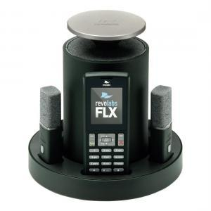Revolabs FLX FLX 2 VoIP SIP System with Two Omni Microphones