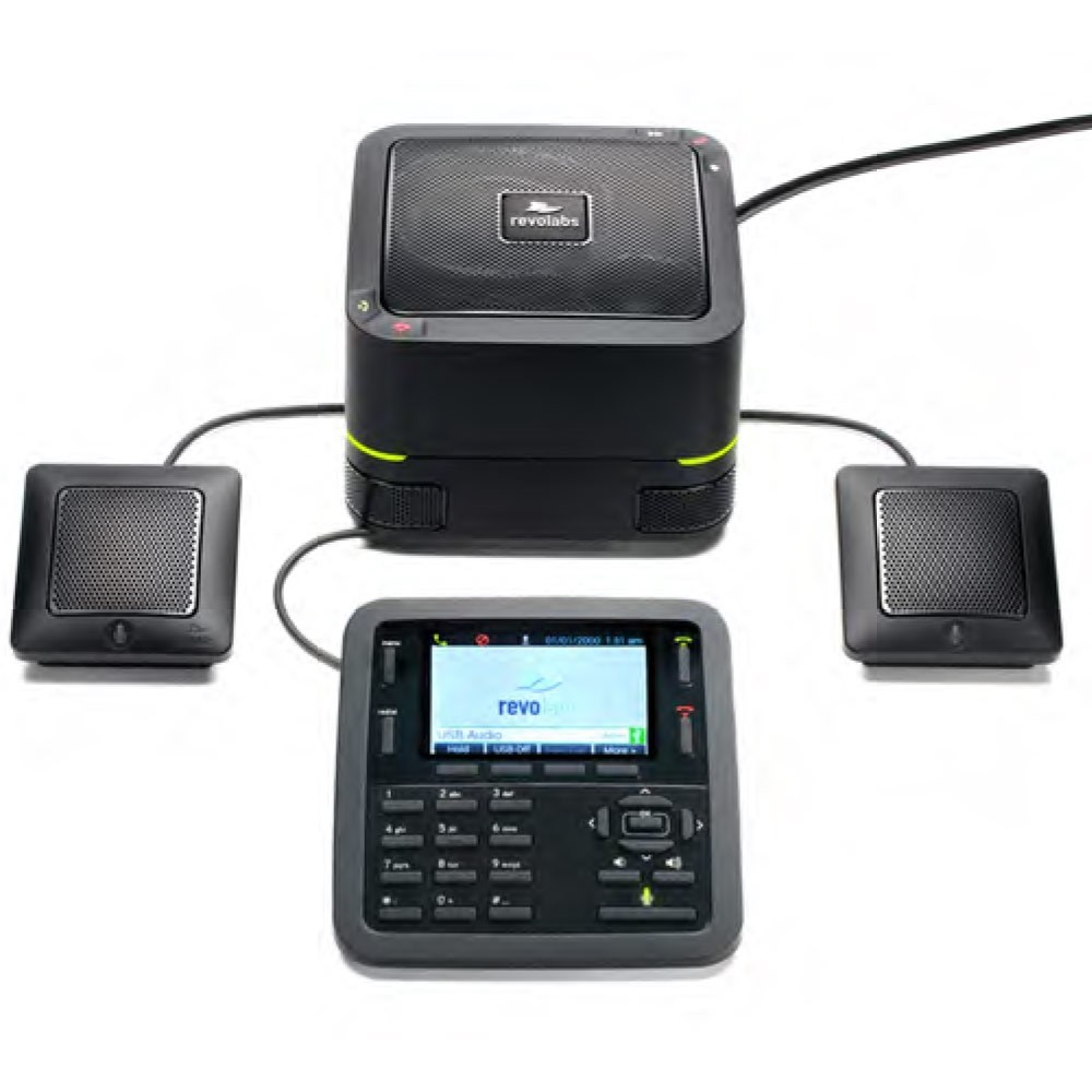 Revolabs FLX UC 1500 VoIP & USB Conference Phone
