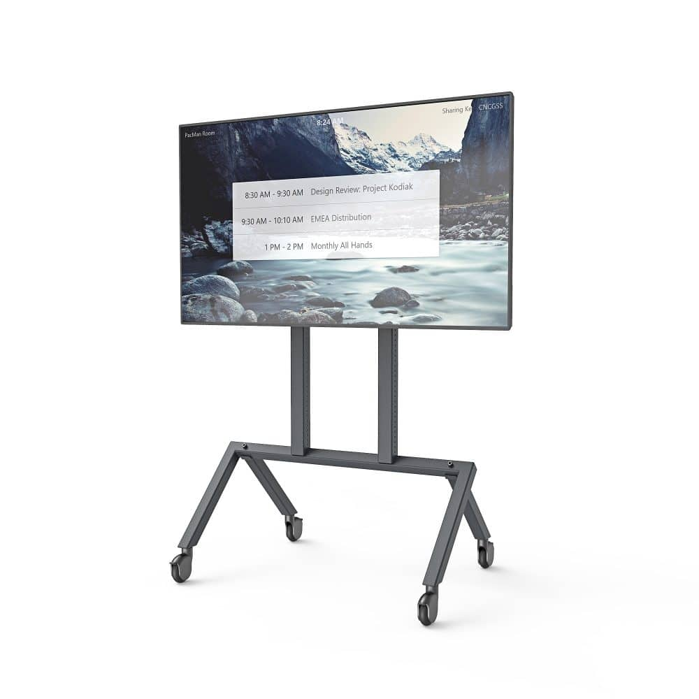 Heckler Design Single AV Cart Main Product Image