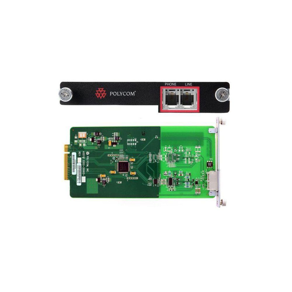 Polycom SoundStructure TEL1 PSTN Interface