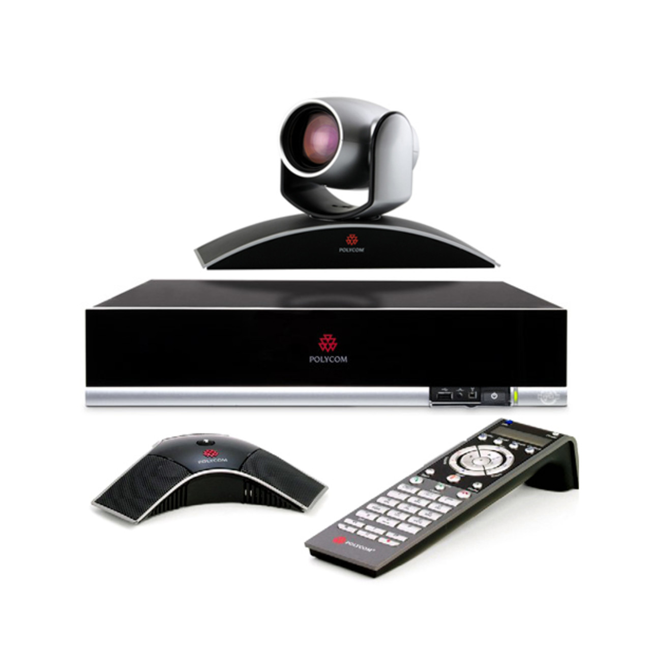 Polycom Hdx 9006 Hd Video Conferencing System 2201