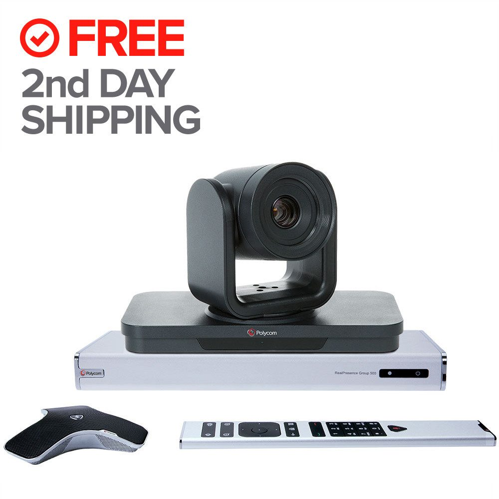 Polycom Group 500 EagleEye IV-4x Camera