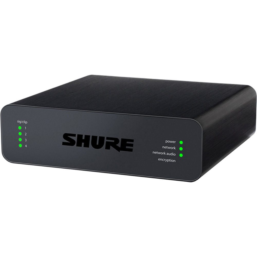 Shure ANI4IN-XLR Audio Network Interface