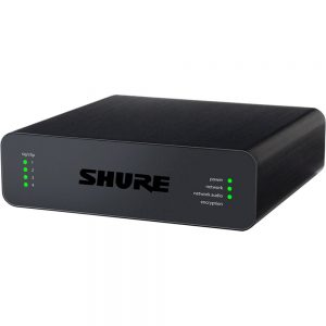 Shure ANI4IN-XLR Audio Network Interface
