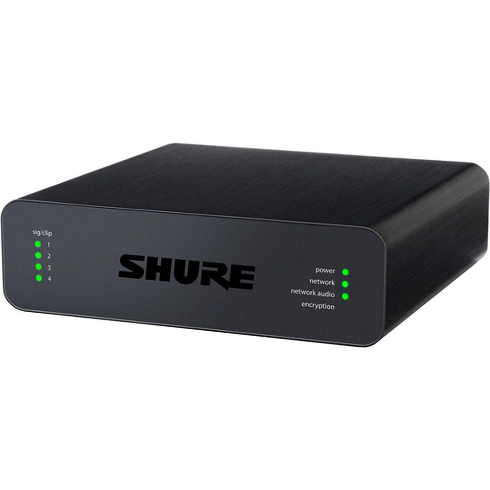 Shure ANI4OUT-BLOCK Audio Network Interface