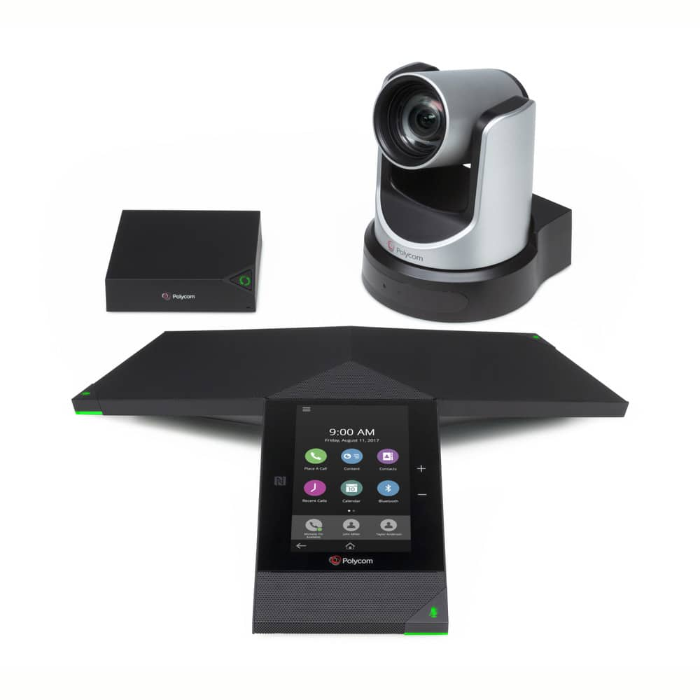 Polycom Trio 8800 + EagleEye IV USB Camera