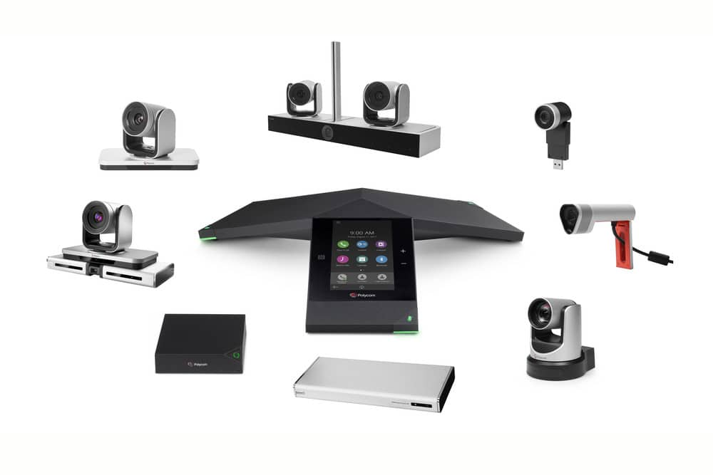 Products that work with the Polycom Trio + Zoom