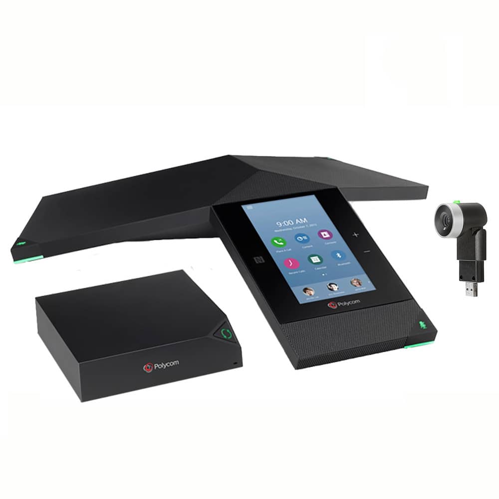 Polycom Trio + EagleEye Mini USB Camera Bundle