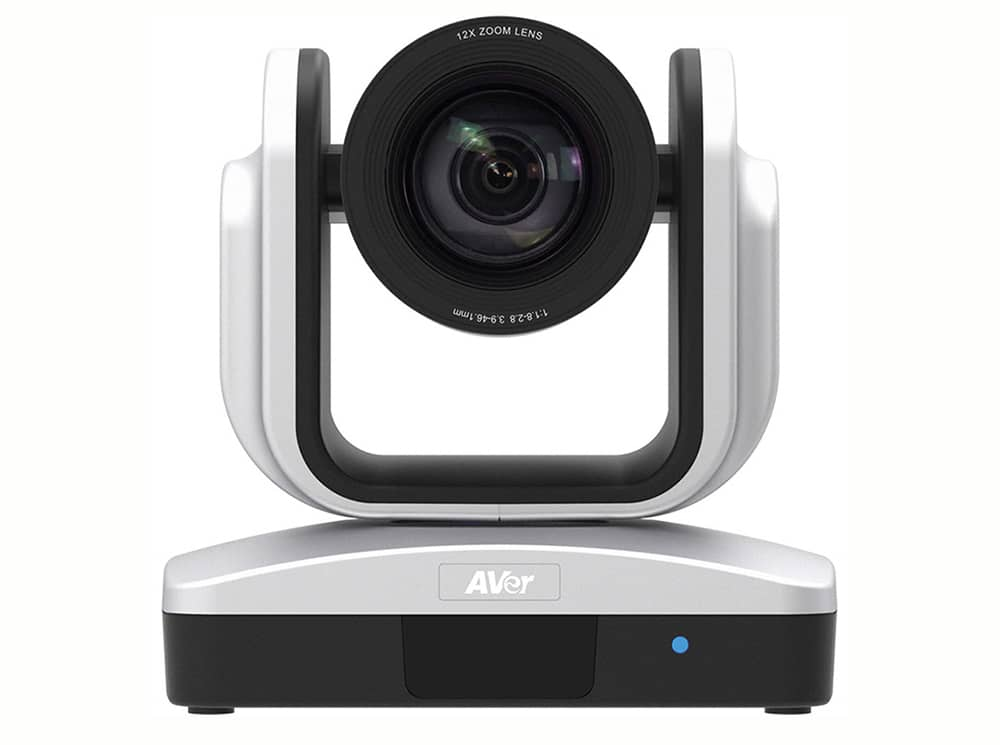 AVer CAM520 is the Best USB Camera for a Conference Room that utilizes video conferencing applications like Zoom, Microsoft Teams, and GoToMeeting.