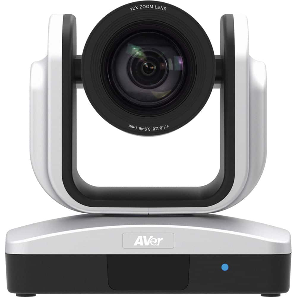 AVer CAM520 COMSCA520 is the best USB Camera for Conference Rooms that do professional video conferencing using Zoom, GoToMeeting, or Microsoft Teams