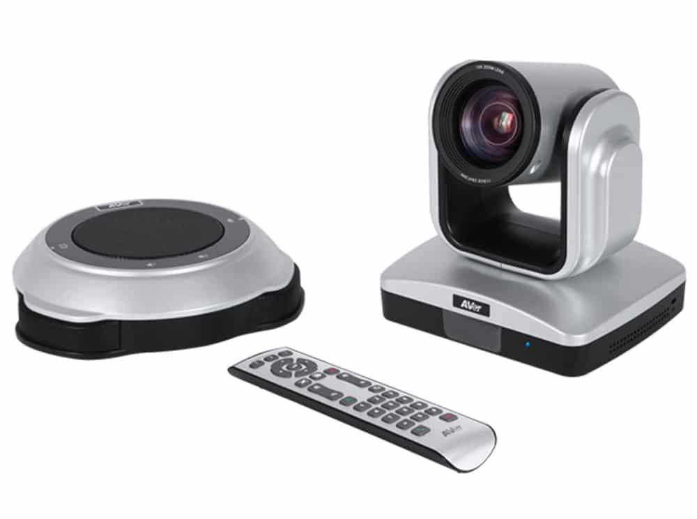 AVer VC520+ All-in-One 12X PTZ USB Camera and Speakerphone System Blog
