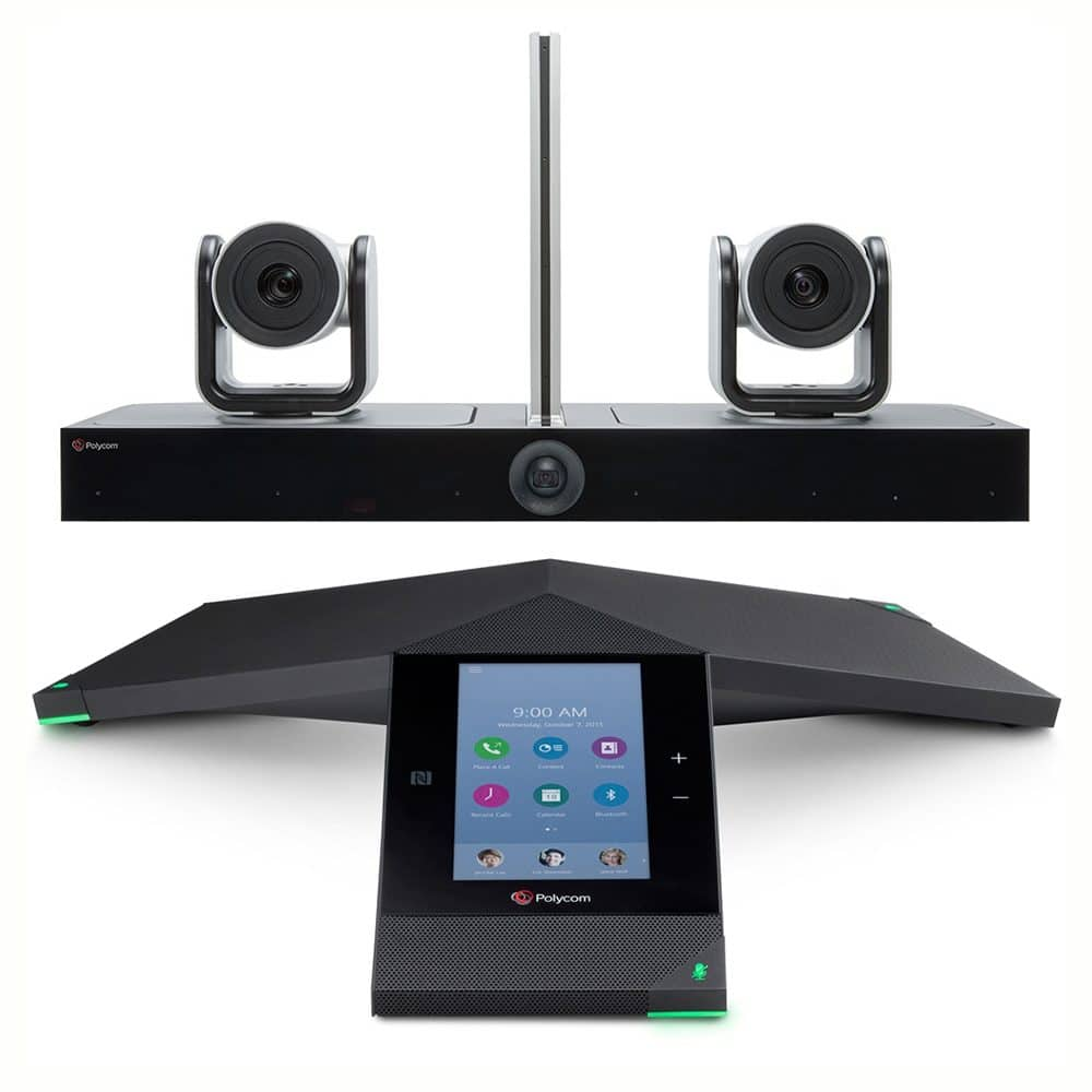 Polycom Trio + EagleEye Director II Kit