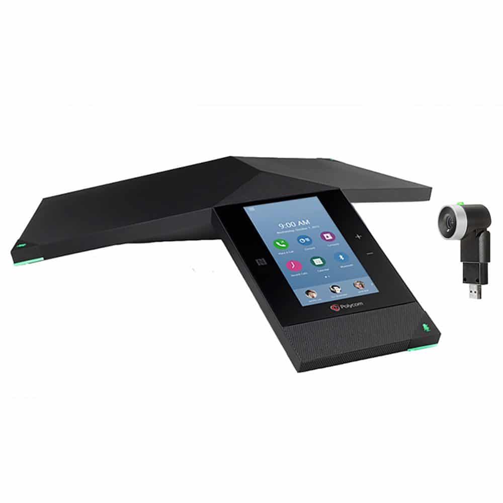 polycom trio + eagleeye mini usb camera kit