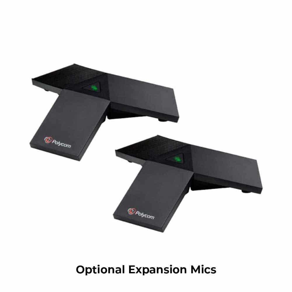 Optional Expansion Mics