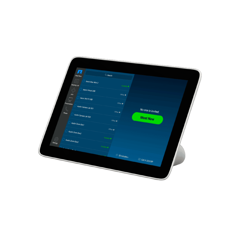 Poly TC8 touch control