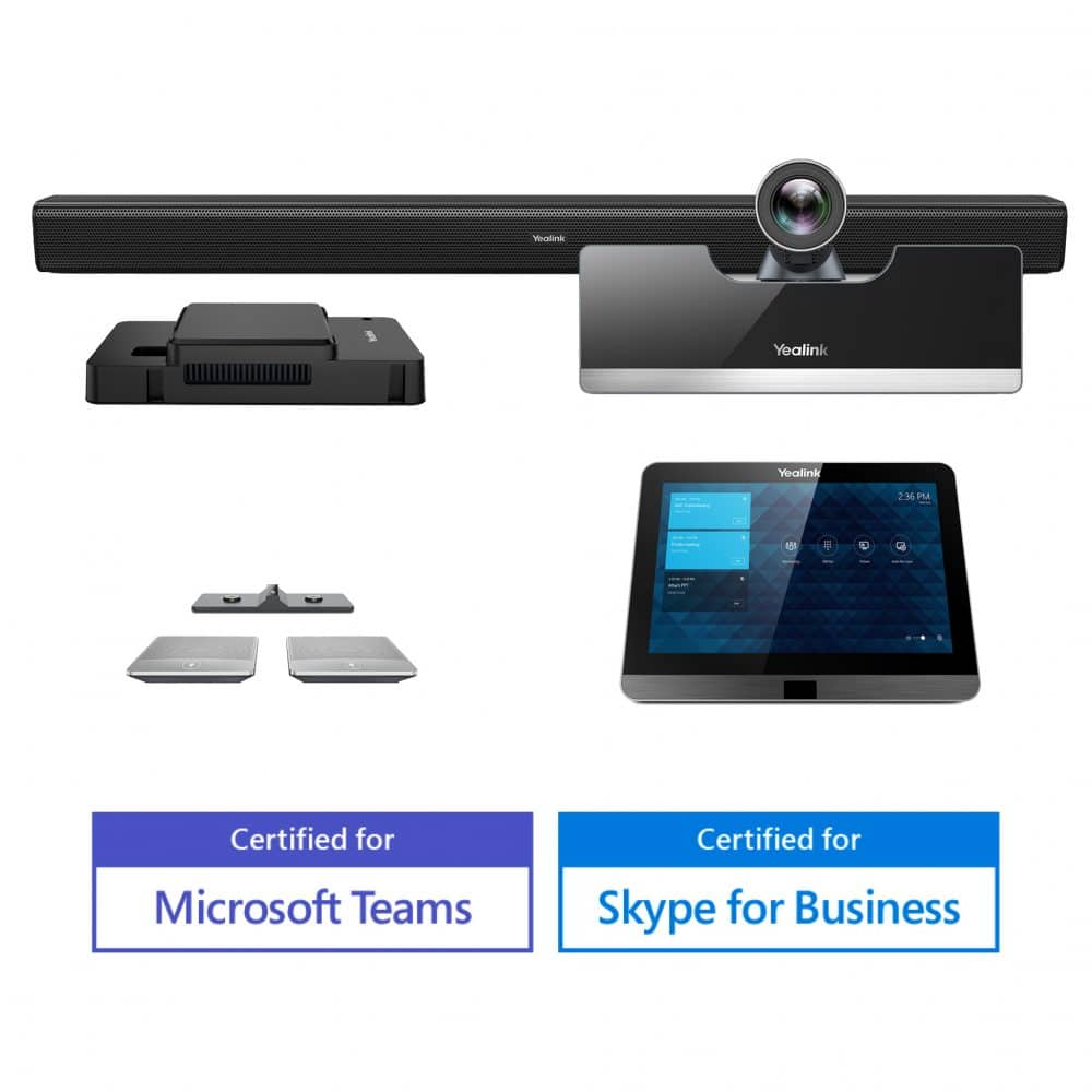 Yealink MVC500 Wireless Microsoft Teams Room System