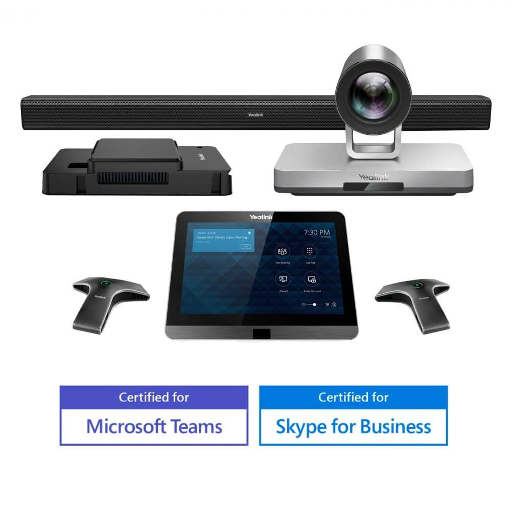 Yealink MVC800 Microsoft Teams Room System
